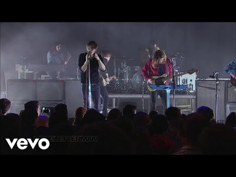 Phoenix - Lasso (Live on Letterman)