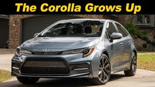 2020 Toyota Corolla | Redesigning An Icon