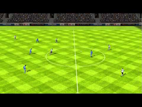 FIFA 14 iPhone/iPad - Derby County vs. Real Madrid