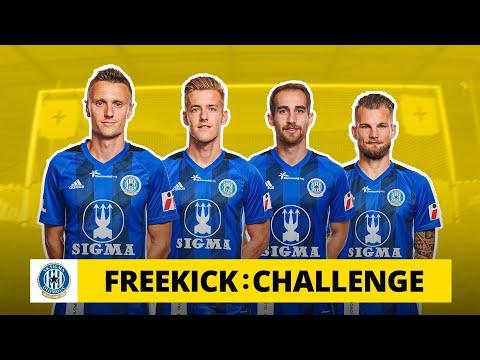 Freekick Challenge v Olomouci: První je zastřelovací