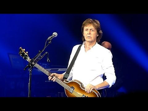 Paul McCartney - I Saw Her Standing There [Live at Ziggo Dome, Amsterdam - 07-06-2015]