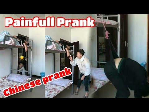 Painfull prank | Tik Tok video | what's app status | Chinese prank