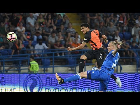 Shakhtar 0-1 Dynamo. Highlights (22/07/2017)