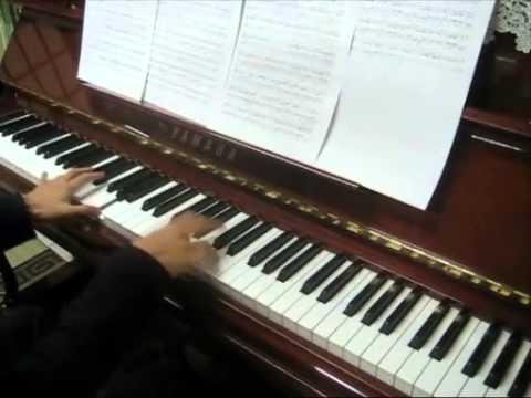 ピアノで「StarDust」