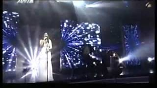 X Factor 2008 Live show 11 Iwanna song 1