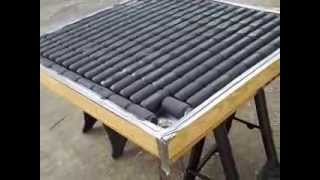 Solar Heater Build #2
