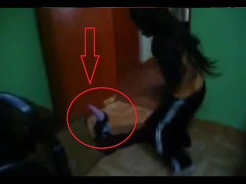 DUENDE EN CASA REAL  (VIDEO VIRAL)