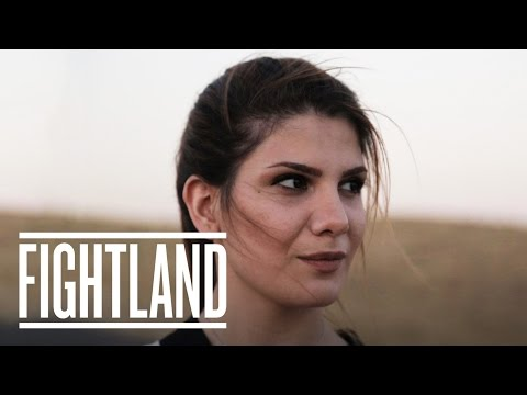 The Female Taekwondo Fighters Of Kurdistan: Fightland Worldwide