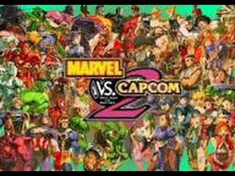 Marvel VS Capcom 2 : Ranked Matches On Xbox 360