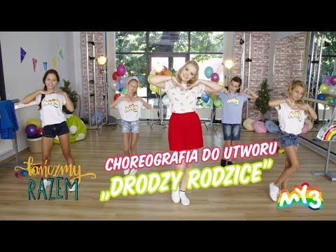 """My3 – """"Drodzy Rodzice"""" Choreografia Do Piosenki  (odcinek 16) My3 - TV Dla Dzieci"""