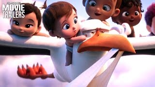 STORKS   New trailer is adorable and funny
