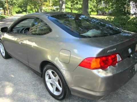 2002 Acura RSX 3dr Sport Cpe Manual (Wilmington, Massachusetts)