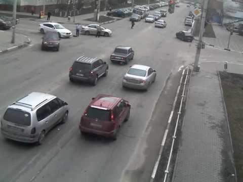 Белгород ДТП «Колесо»