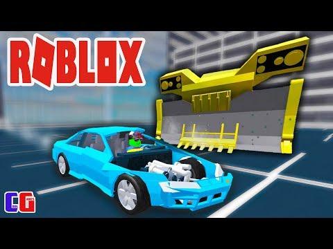 БЕЗУМНОЕ ДЕРБИ в РОБЛОКС! Эпические БИТВЫ МАШИН в Режиме Car Crushers 2 Derby Arena от Cool GAMES