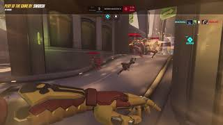 Pro Tip - Casually Walk Through The Enemies in COMP (2200 is lol)