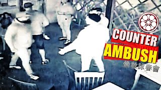 BAD GUYS GET OWNED!...  BEST TIME to Fight Back [COUNTER AMBUSH] in SELF DEFENCE