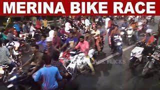 young one died in Merina bike race... Merina Beach | Live accident | Bike race