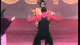 Soul Train Dance Contest