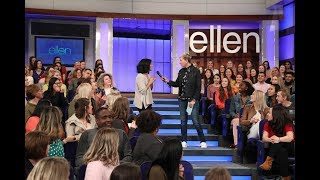 Ellen Sends Her Audience on a Romantic Getaway!