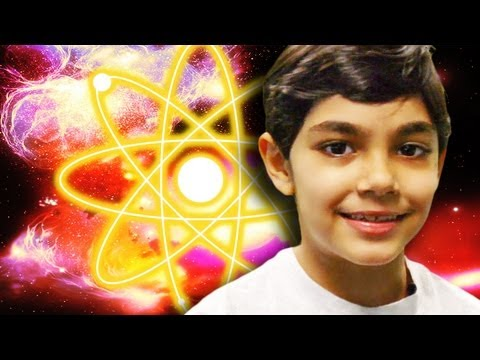 9-yr-old College Prodigy: Tanishq Abraham video