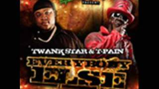 Watch Twank Star Everybody Else ft Tpain video
