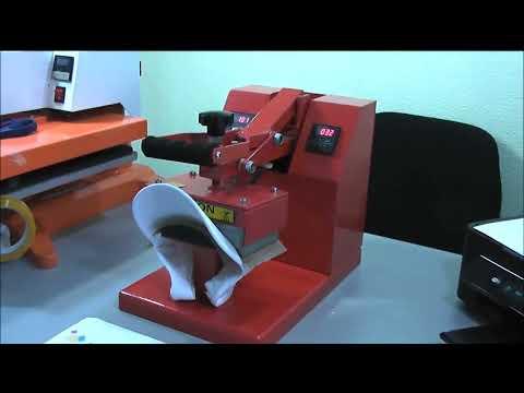 Tinta Sublimación - Impresión textil en gorras