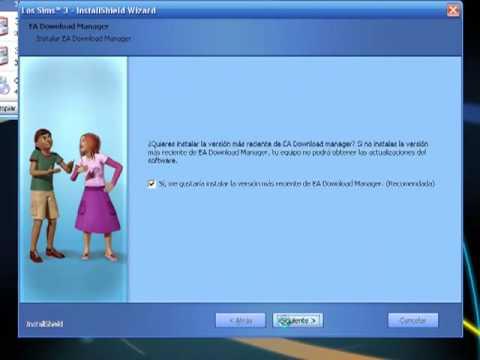 Como instalar Los Sims 3 en PC.