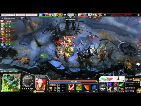 UGC Live! New Rome VS We Got LateGame w/@dota2killcopter - 1 / 2