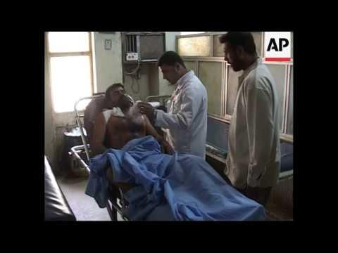Mahdi militia and US-Iraqi troops clash, 8 killed and 18 wounded