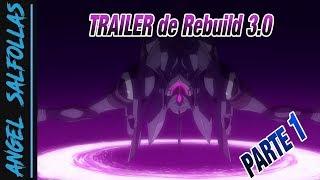 Analizando el SUPUESTO Trailer de Rebuild 3.0   PARTE 1   EVANGELION 2018