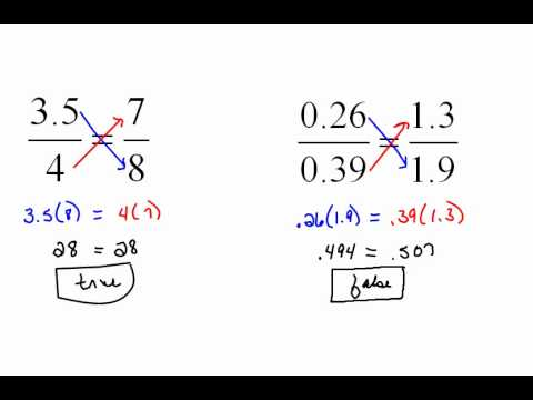 Proportions With Fractions Mixed Numbers And Decimals 5 3
