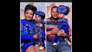 Great Joy My Daughter- Ronke Odusanya & Baby Daddy Celebrate Their Baby Girl As She Clocks 6 Months