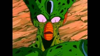 Android 16 vs Imperfect Cell - Dragon ball Abridged