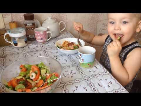 КУЛИНАРНЫЙ Vlog: Что ест МНОГОдетная семья?***ЧТО ПРИГОТОВИТЬ?№29
