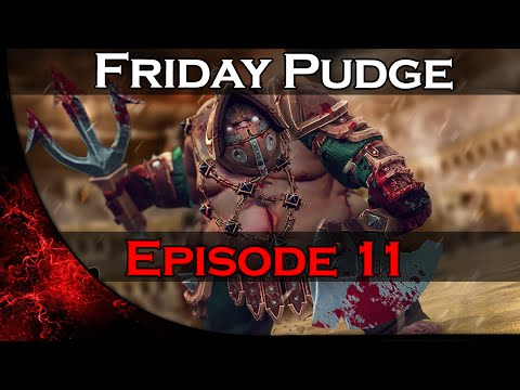 Friday Pudge  EP 11
