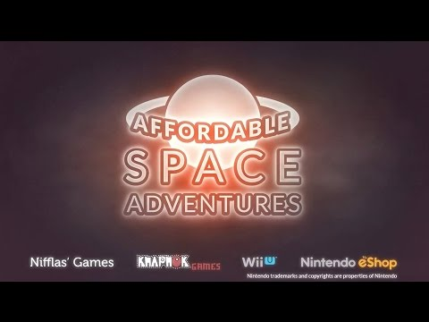 Affordable Space Adventures - Announcement Trailer