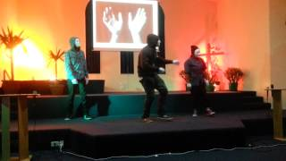 IMAGINE ME by ASLTW MIME MINISTRY