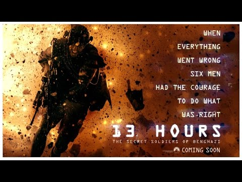13 HOURS: THE SECRET SOLDIERS OF BENGHAZI | Trailer | Hong Kong | PPI