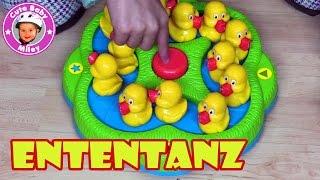 Ententanz - Finde deine Enten - lustiges Kinderspiel mit süßen kleinen Küken