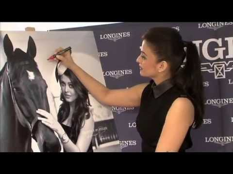 Aishwarya Rai Bachchan Inaugurates New Longines Boutique