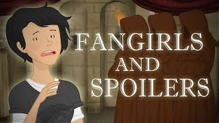 Fangirls and Spoilers (with Allyn Rachel)