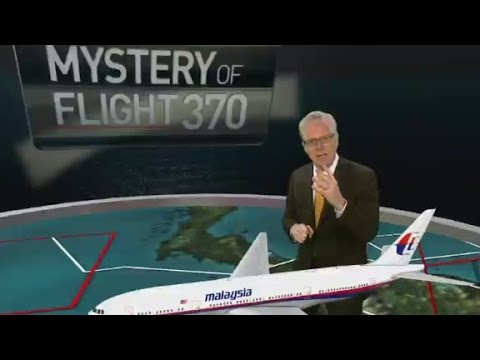 Search continues for MH370 as anniversary nears