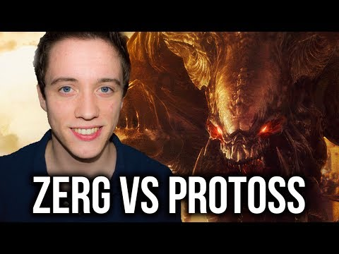 Starcraft 2 Strategy: Scarlett's INSANE Zerg versus Protoss (Analysis & Commentary)
