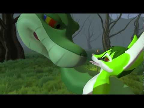 Snake Vore: Amplitude Vs Jajuka (with Hypnosis) video