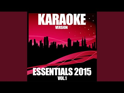 Kiss You Tonight (In the Style of David Nail) (Karaoke Version)