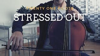 Download Lagu Twenty One Pilots - Stressed out for cello and piano (COVER) Gratis STAFABAND