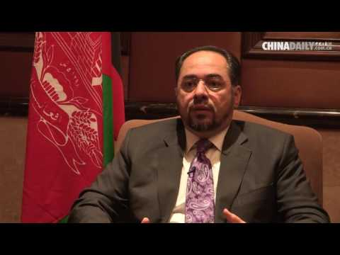 Afghan foreign minister interview with Daily China