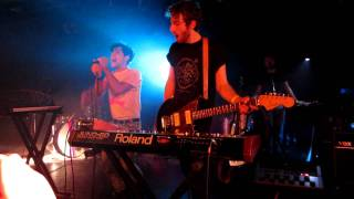 """Neon Indian - """"Terminally Chill"""" (Live at the Magic Stick) HD"""
