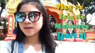 Vlog #1 - trip to Malaysia [part 2 : shopping] w Loo ninja