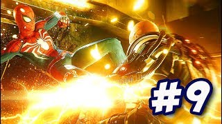 SPIDER-MAN PS4 #9: TIÊU DIỆT NGƯỜI ĐIỆN ELECTRO VÀ NGƯỜI CHIM VULTURE !!!